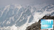 U nas śnieg, w Alpach deszcz