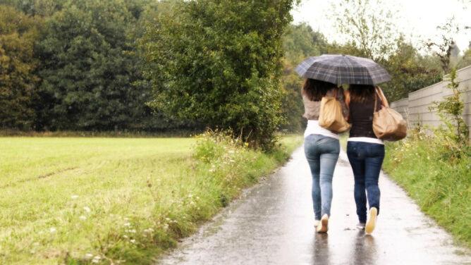 Prognoza pogody na dziś: popada i zagrzmi. <br />Wiatr i kiepski biomet