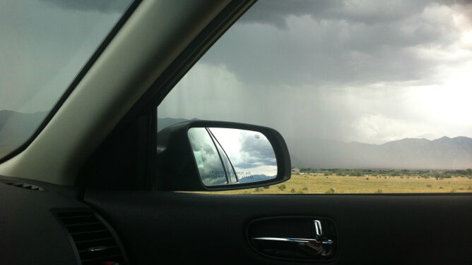Niektórzy kierowcy będą musieli zmierzyć się z burzowymi warunkami