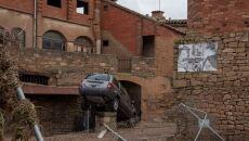 Ulewy w Katalonii (PAP/EPA/OSCAR CABRERIZO)