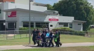Mężczyzna w stanie krytycznym trafił do szpitala po ataku rekina